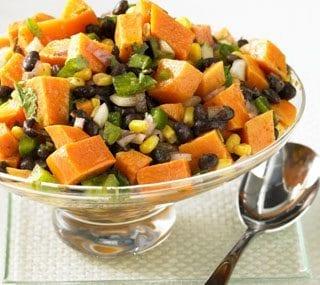 Ensalada de Habichuela y Zanahoria-recetas