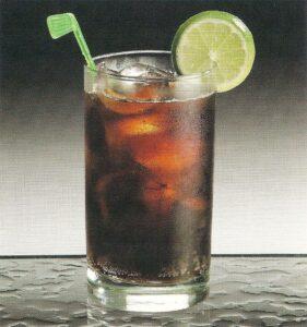cotel ron coca cola