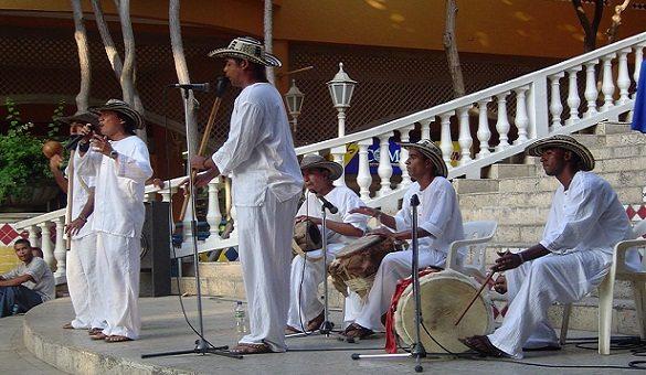 Grupos musicales de colombia