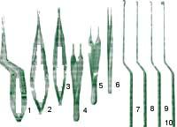 Instrumental Microcirugía